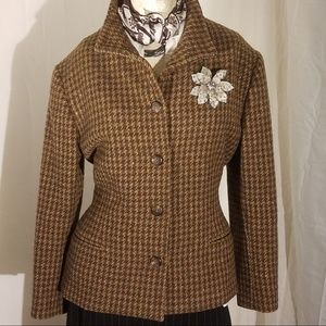 Ralph Lauren Lambswool Jacket Blazer Coat 14